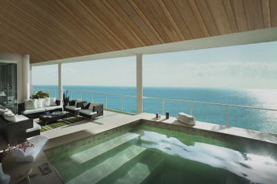 One Thousand Ocean balcony Anke Design