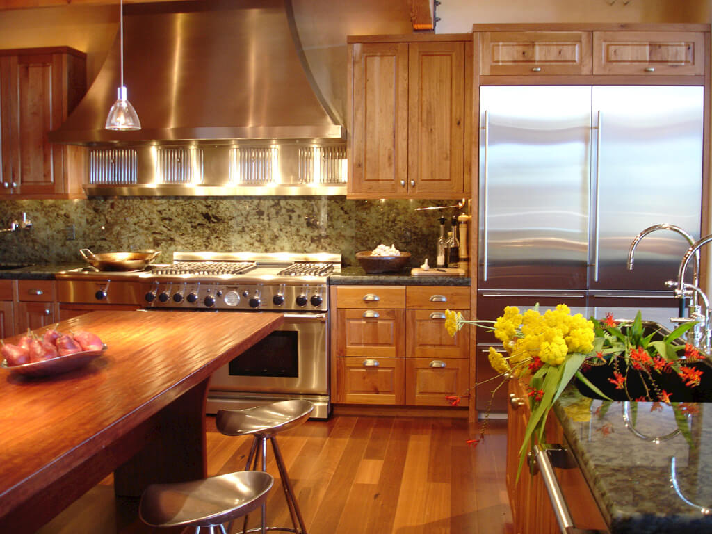 anke design tahoe kitchen