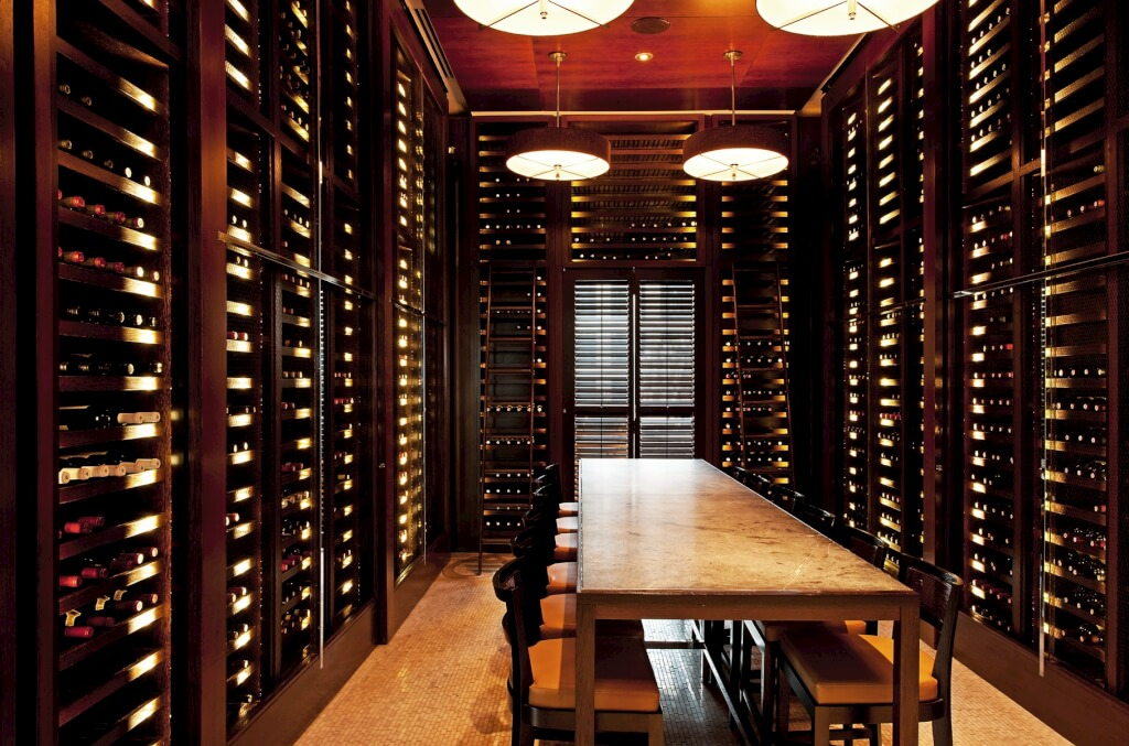 chicago wineroom anke design