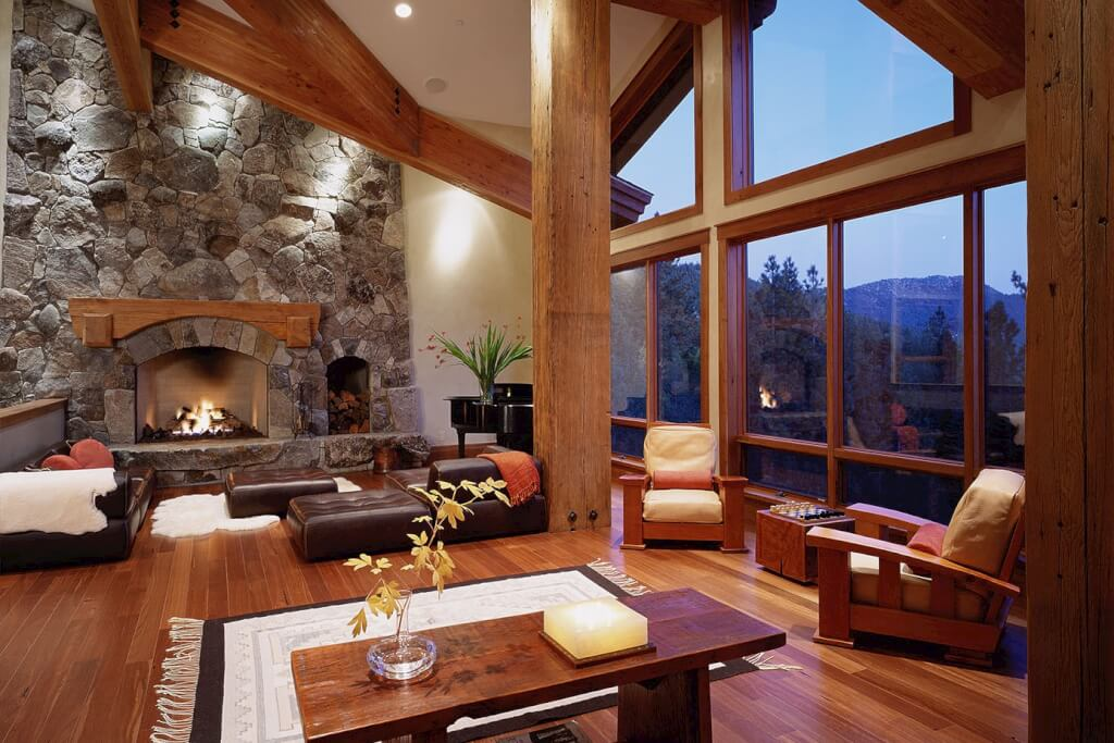 tahoe upper class living room anke design